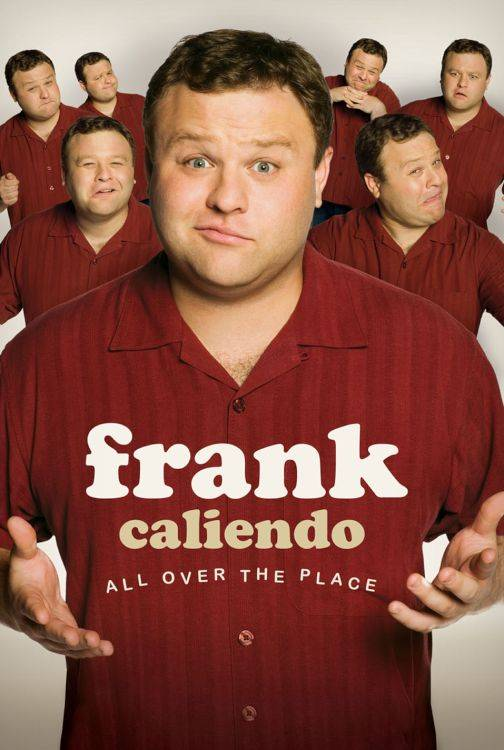 ALL OVER THE PLACE BY CALIENDO,FRANK (DVD)