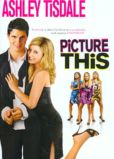 PICTURE THIS BY TISDALE,ASHLEY (DVD)